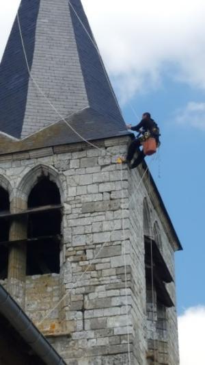 Rénovation monuments historiques Paris