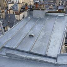 couverture  rue gravilliers Paris