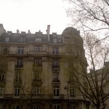 Remaniement sur un impériale en ardoise a la corde realisé par Odul couverture couvreur cordiste a Paris